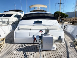 Viudes 83 24m Motor Yacht - Windlass