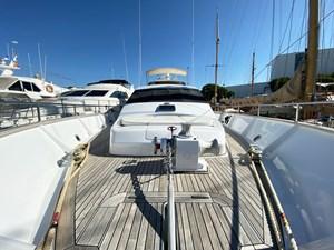 Viudes 83 24m Motor Yacht - Bow Area