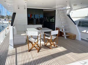Viudes 83 24m Motor Yacht - Cockpit