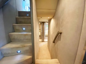 Viudes 83 24m Motor Yacht - Stairs