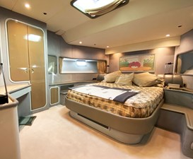 Viudes 83 24m Motor Yacht - Master Cabin