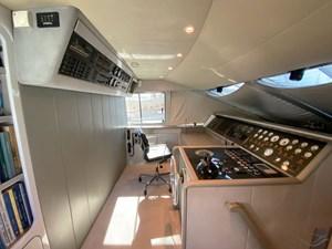 Viudes 83 24m Motor Yacht - Wheelhouse