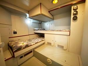 Viudes 83 24m Motor Yacht - Crew Cabin
