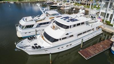 RUFF SEAS 5 RUFF SEAS 2018 OUTER REEF YACHTS 860 DBMY Motor Yacht Yacht MLS #259624 5