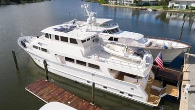 RUFF SEAS 4 RUFF SEAS 2018 OUTER REEF YACHTS 860 DBMY Motor Yacht Yacht MLS #259624 4