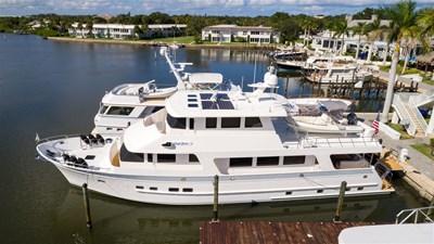 RUFF SEAS 2 RUFF SEAS 2018 OUTER REEF YACHTS 860 DBMY Motor Yacht Yacht MLS #259624 2
