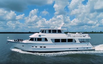 RUFF SEAS 0 RUFF SEAS 2018 OUTER REEF YACHTS 860 DBMY Motor Yacht Yacht MLS #259624 0