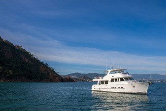 640 AZURE MY 1 640 AZURE MY 2022 OUTER REEF YACHTS 640 AZURE MY Motor Yacht Yacht MLS #259643 1