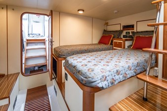 Crew Quarters Looking Aft
