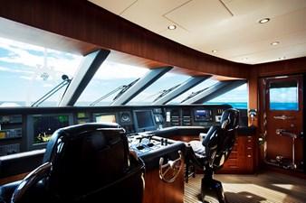 KOMOKWA 135 bridge deck helm