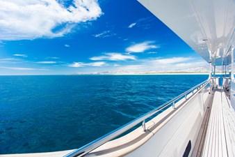 KOMOKWA 135 side deck