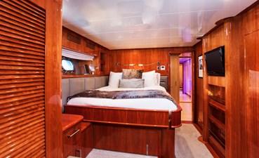 KOMOKWA 135 Double Cabin port side