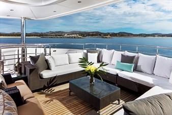 KOMOKWA 135 owner outdoor lounge