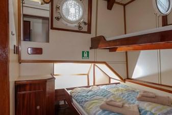 SR Cabin II double & singelbed