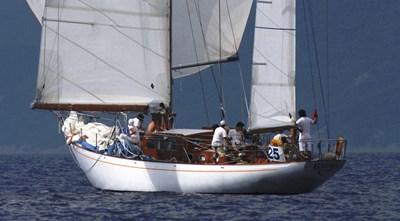 GIANNELLA II Classic Yawl Marconi Sangermani 64 002