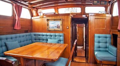 GIANNELLA II Classic Yawl Marconi Sangermani 64 004