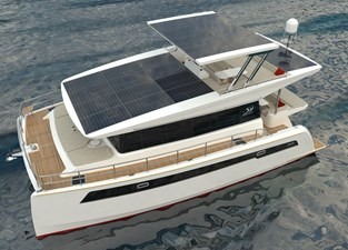 Electric Yachts Silent Yachts 44 Port Top-Water