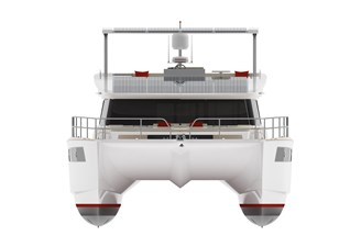 Electric Yachts Silent Yachts 44 Front