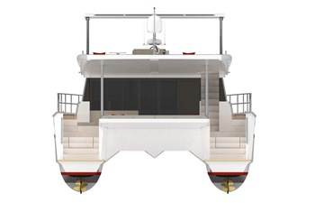 Electric Yachts Silent Yachts 44 BACK