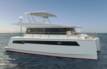 Electric Yachts Silent Yachts 44 STB-Side