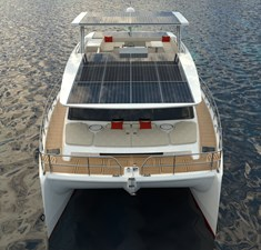 Electric Yachts Silent Yachts 44 FRONT WATER