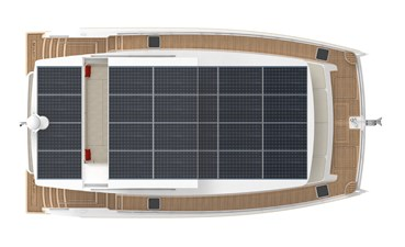 Electric Yachts Silent Yachts Silent Yachts 44 Top