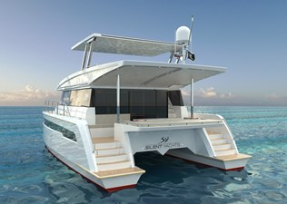 Electric Yachts Silent Yachts Aft PORT Low (002)