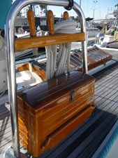 Mast Pulpit Starboard