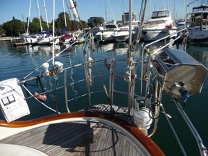 Aft Deck with Lift