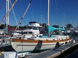 Portside At Dock