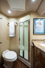 Starboard Head and Shower