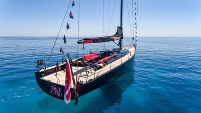 BLACK LEGEND S 0 BLACK LEGNED S Mylius 60 Sailing Yacht 1