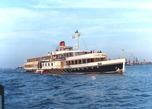 MAJESTEIT (MAJESTY)  1 MAJESTEIT (MAJESTY)  1926 CUSTOM Sachsenberg Paddle Steamer Commercial Vessel Yacht MLS #260089 1