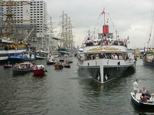 MAJESTEIT (MAJESTY)  5 MAJESTEIT (MAJESTY)  1926 CUSTOM Sachsenberg Paddle Steamer Commercial Vessel Yacht MLS #260089 5