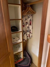 27 Master Stateroom Closet