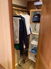 26 Master Stateroom Closet