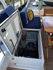 41b Utility, Engine Room Access from Aft Deck