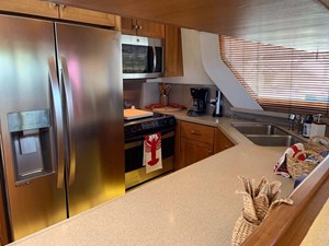18b Galley Looking Aft