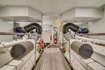 Gerry's Ferry 43 Engine Room 1