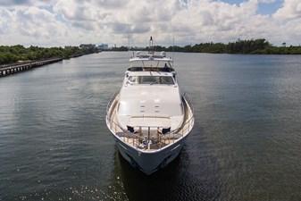 Gerry's Ferry 3 Gerry's Ferry 2016 CUSTOM LINE 97 MY Motor Yacht Yacht MLS #260473 3