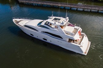 Gerry's Ferry 5 Gerry's Ferry 2016 CUSTOM LINE 97 MY Motor Yacht Yacht MLS #260473 5