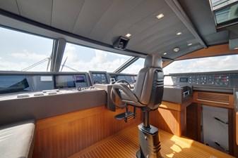 Gerry's Ferry 28 Wheelhouse 1