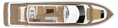 2021 VIKING 82CMY OPEN  (TBD) 1 2021 VIKING 82CMY OPEN  (TBD) 2021 VIKING Motor Yacht Open Bridge  Cruising Yacht Yacht MLS #260573 1