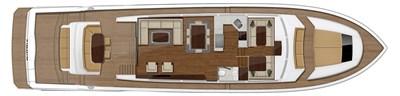2021 VIKING 82CMY OPEN  (TBD) 2 2021 VIKING 82CMY OPEN  (TBD) 2021 VIKING Motor Yacht Open Bridge  Cruising Yacht Yacht MLS #260573 2
