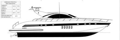 mangusta 72 deckplan 1