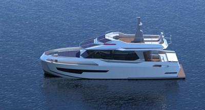 GN47 2 GreeNaval-47-hybrid-yacht-01