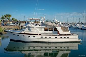 1983 DeFever Trawler 68 SPIRIT QUEST-2