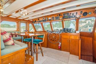 1983 DeFever Trawler 68 SPIRIT QUEST-16