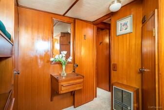 1983 DeFever Trawler 68 SPIRIT QUEST-25