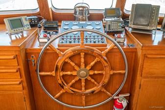 1983 DeFever Trawler 68 SPIRIT QUEST-19